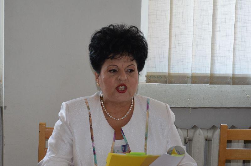 Mariana Gâju, primarul comunei Cumpăna