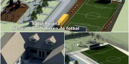 Poiana scoala noua