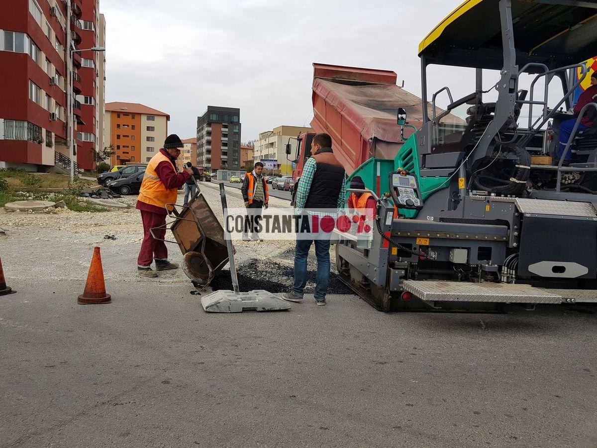 asfaltare compozitorilor confort urban