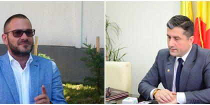 Horia Constantinescu și Decebal Făgădău
