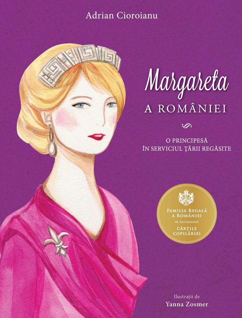 Alteţa Sa Regală Principesa Moştenitoare Margareta