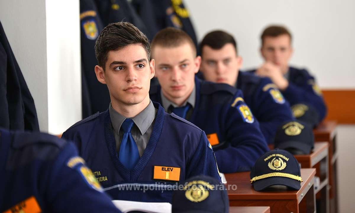 politist de frontiera