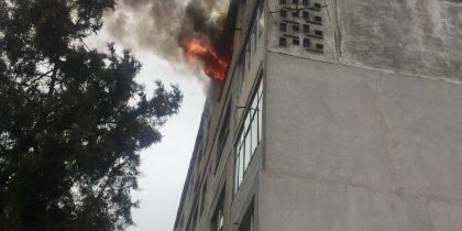explozie apartament