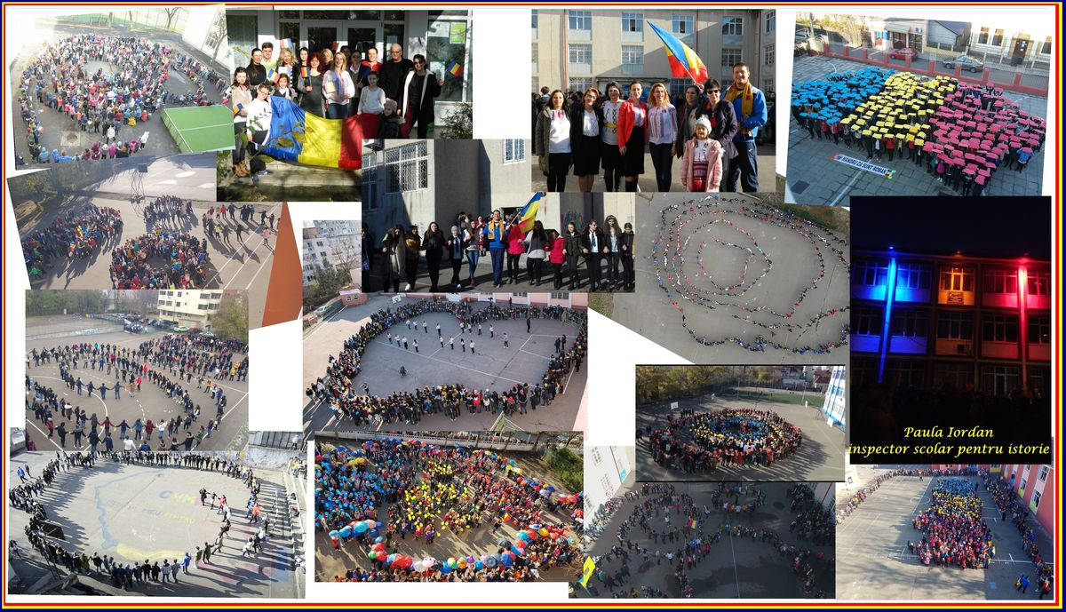 ziua nationala a romaniei scoli constanta