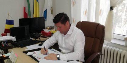 primarul din techirghiol, iulian soceanu