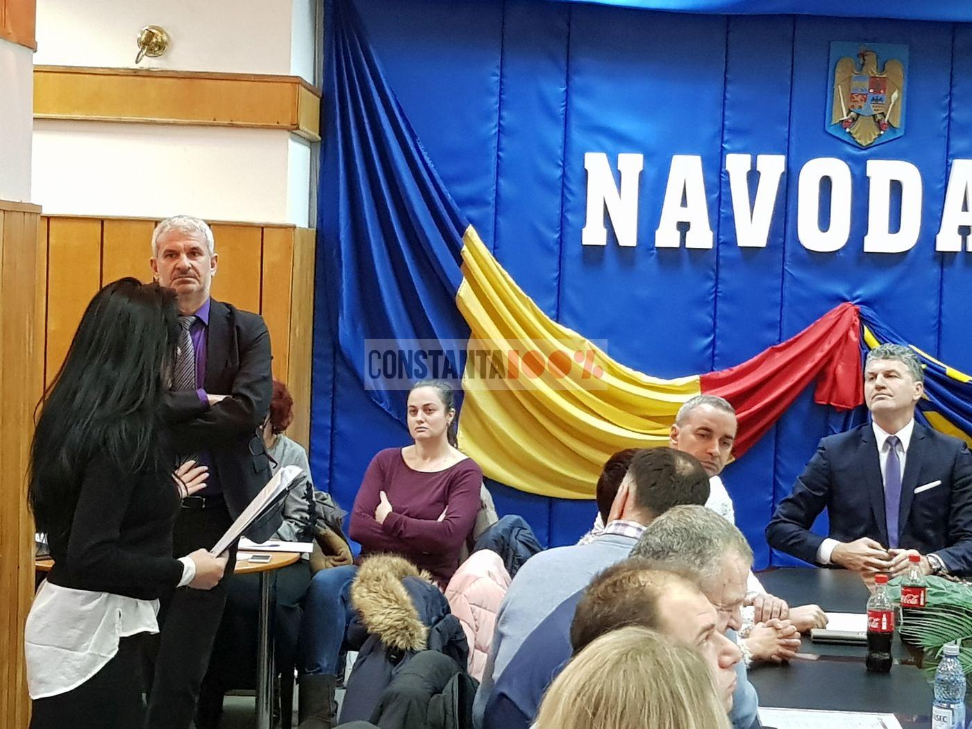 consiliul local navodari