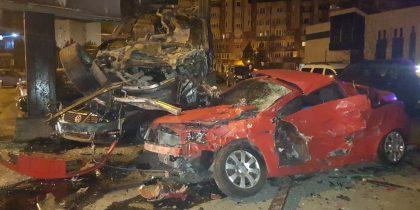accident 10 masini constanta (8)