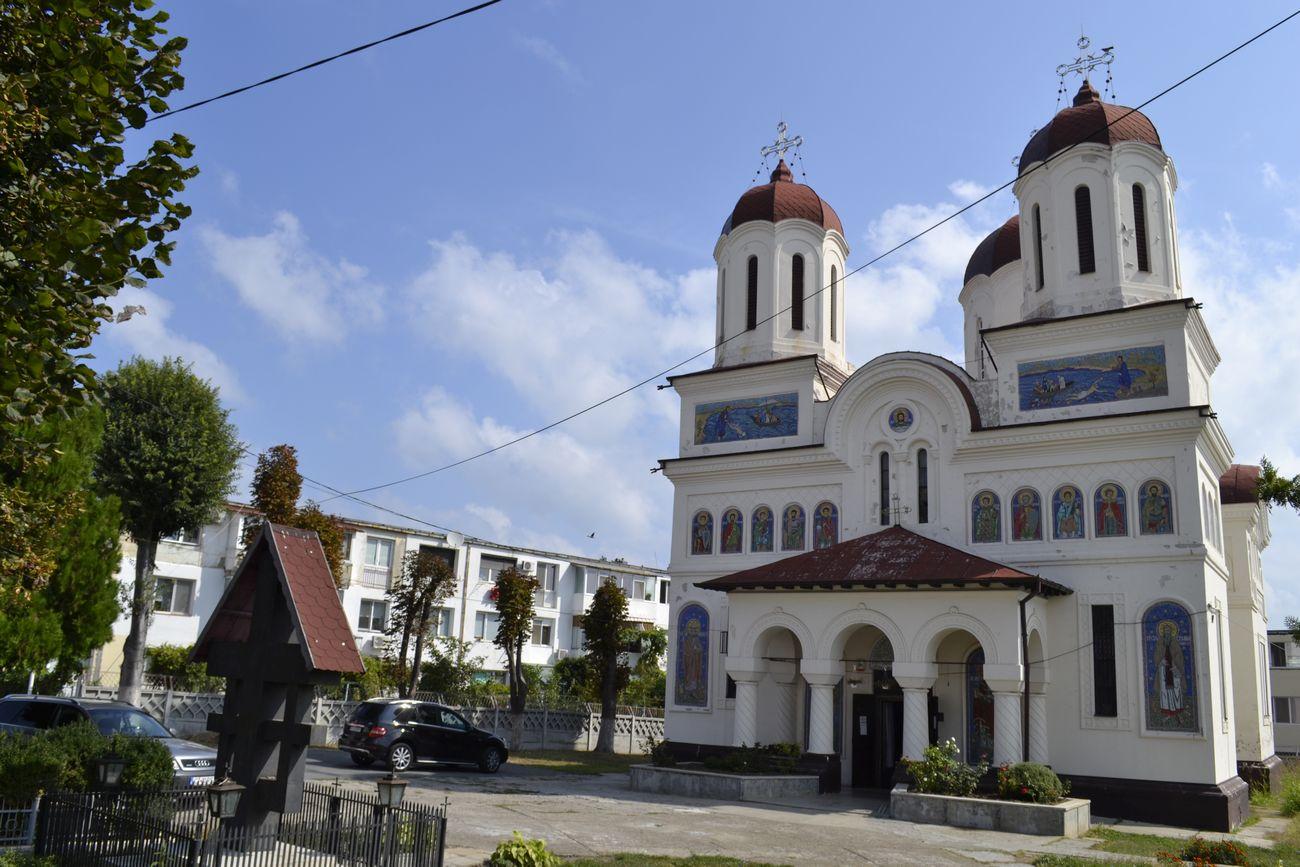 Biserica Sfântul Gheorghe din Mangalia